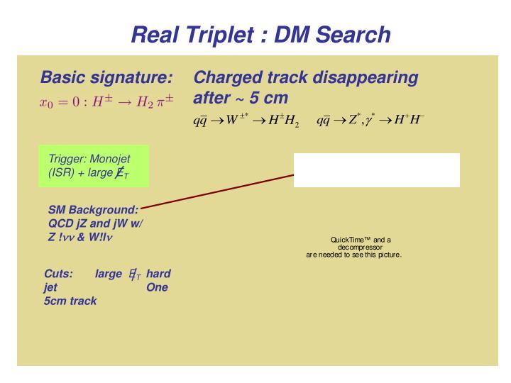 Trigger: Monojet (ISR) + large E