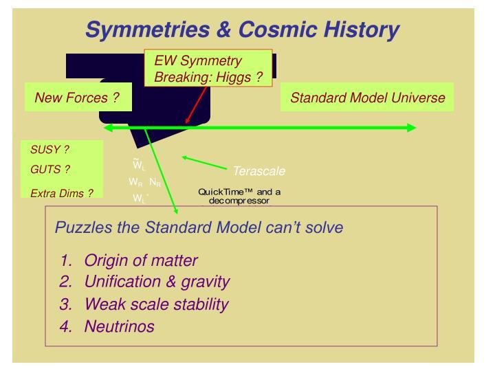 EW Symmetry Breaking: Higgs ?