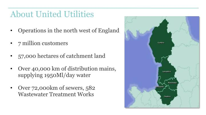 About United Utilities