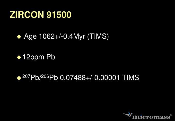ZIRCON 91500