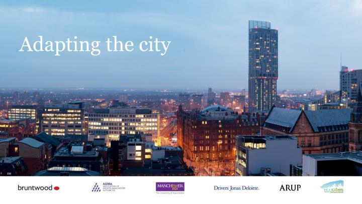 Adapting the city