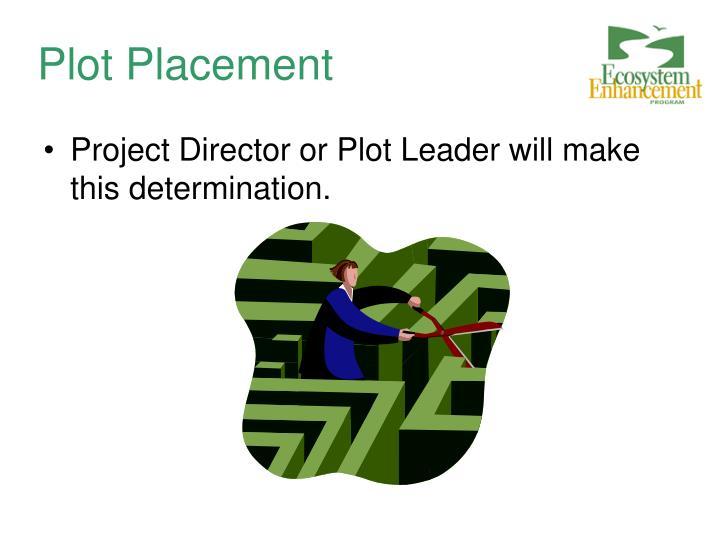 Plot Placement