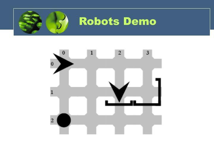Robots Demo