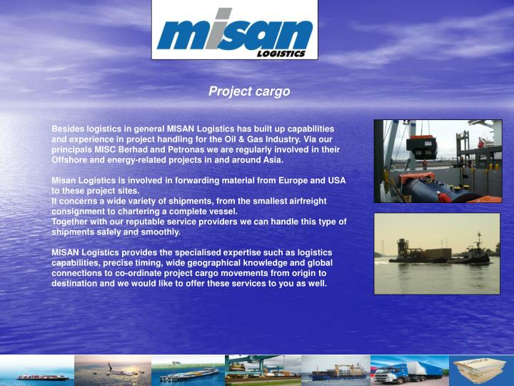Project cargo