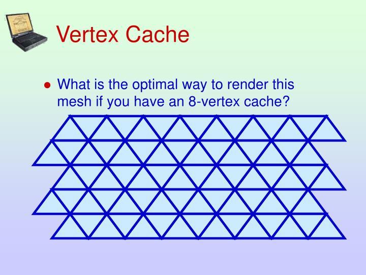 Vertex Cache