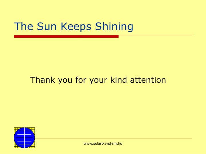 The Sun Keep
