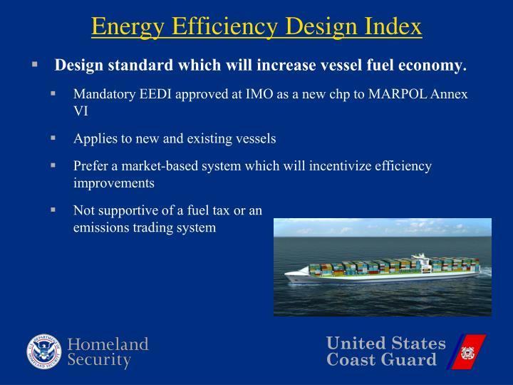 Energy Efficiency Design Index
