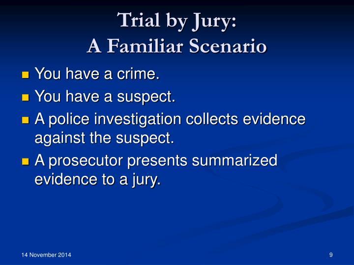 Trial by Jury: