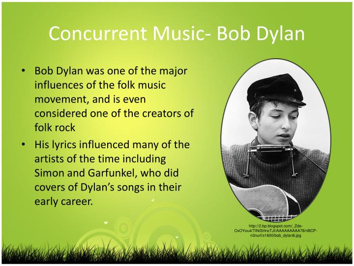 Concurrent Music- Bob Dylan