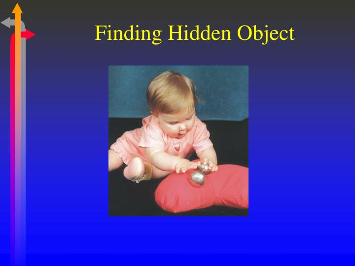 Finding Hidden Object