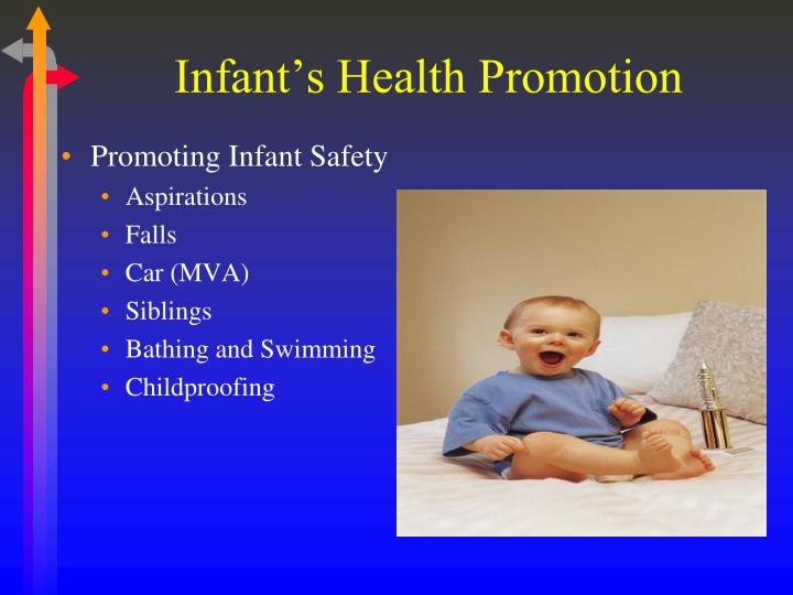 Infant's Health Promotion