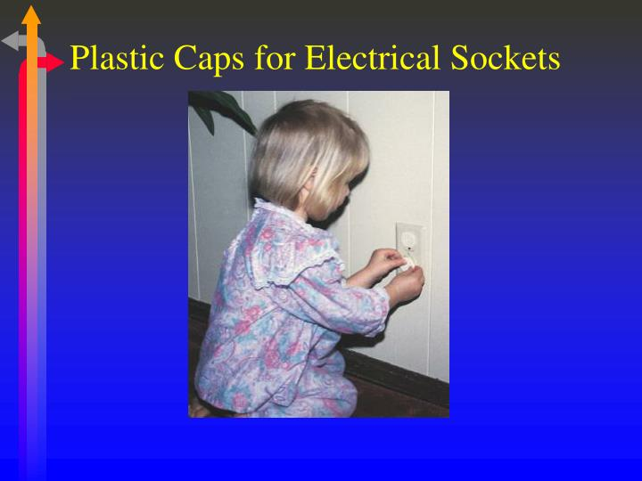 Plastic Caps for Electrical Sockets