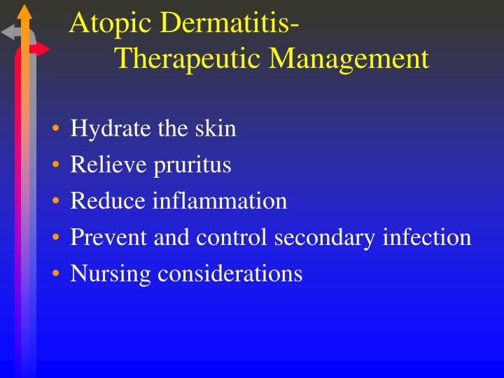 Atopic Dermatitis-