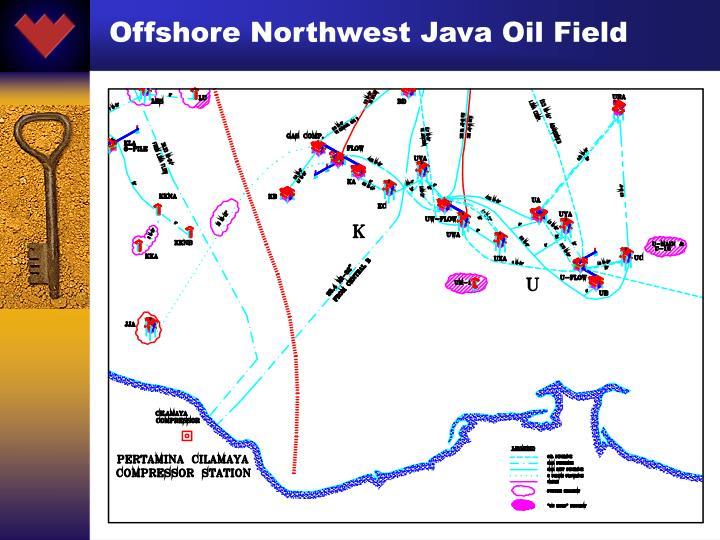 Offshore Northwest Java Oil Field