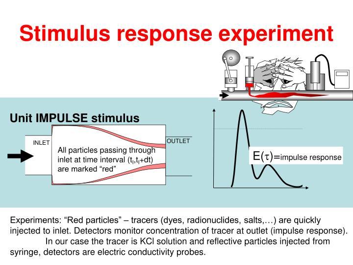 Unit IMPULSE stimulus