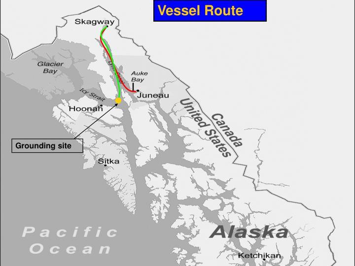 Vessel Route