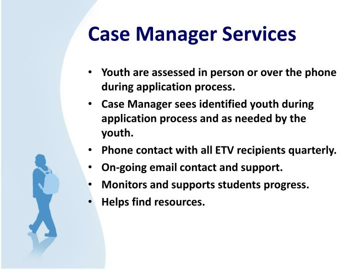 Case Manager Services