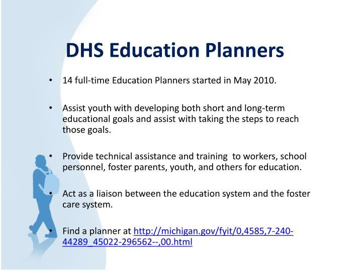 DHS Education Planners