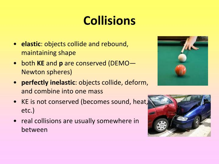 PPT - Chapter 6: Momentum and Collisions PowerPoint ...