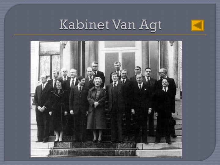Kabinet Van Agt