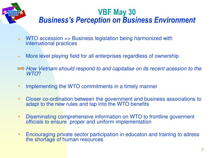 VBF May 30