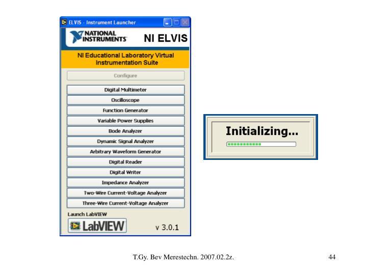 T.Gy. Bev Merestechn. 2007.02.2z.