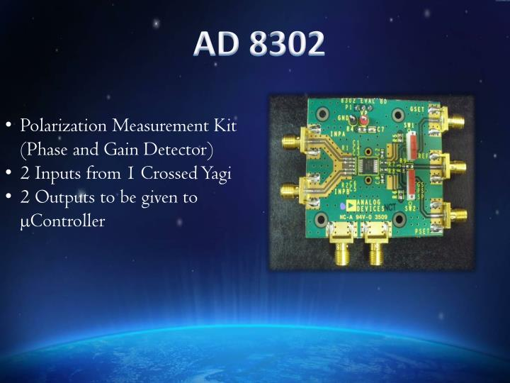AD 8302