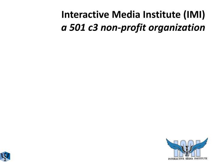 Non-profit affiliate of VRMC