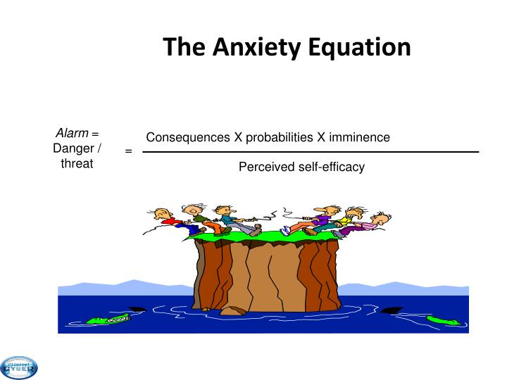 The Anxiety Equation