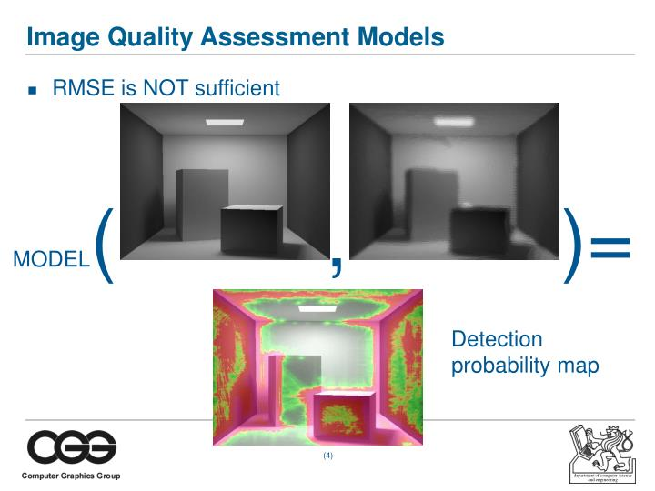 Image Quality Assessment Models