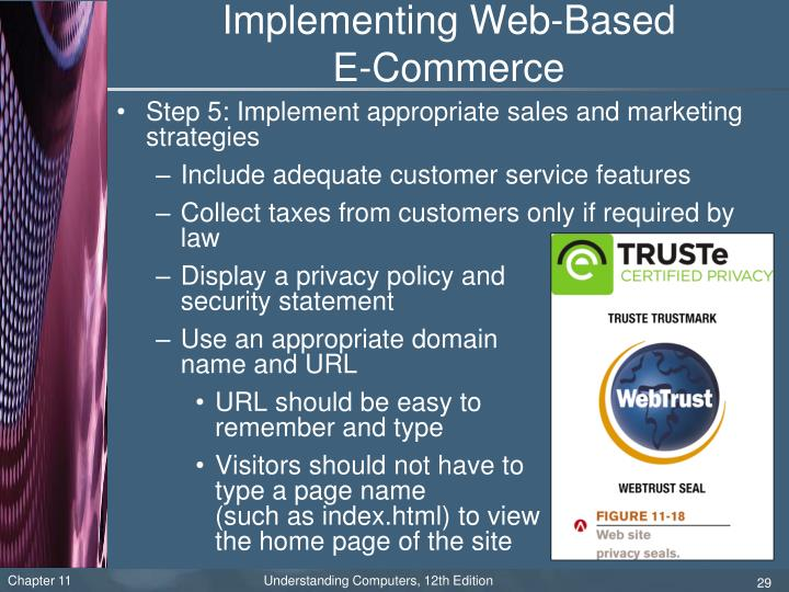 Implementing Web-Based