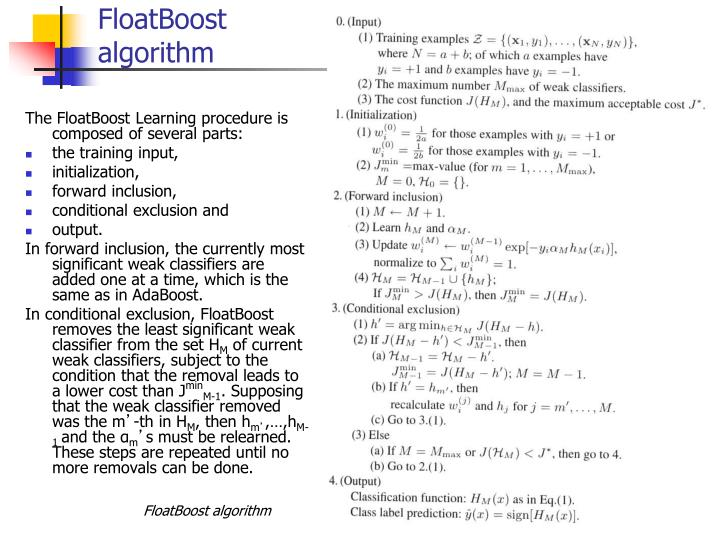 FloatBoost