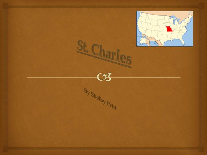 St. Charles