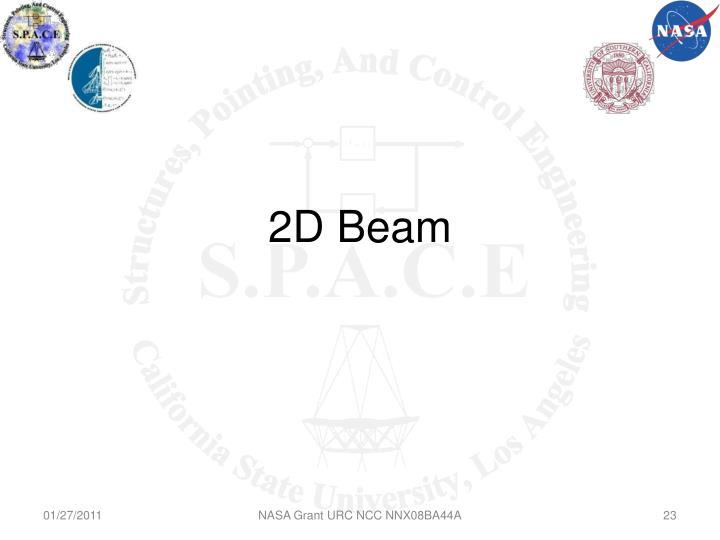 2D Beam
