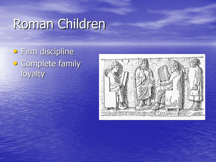 Roman Children