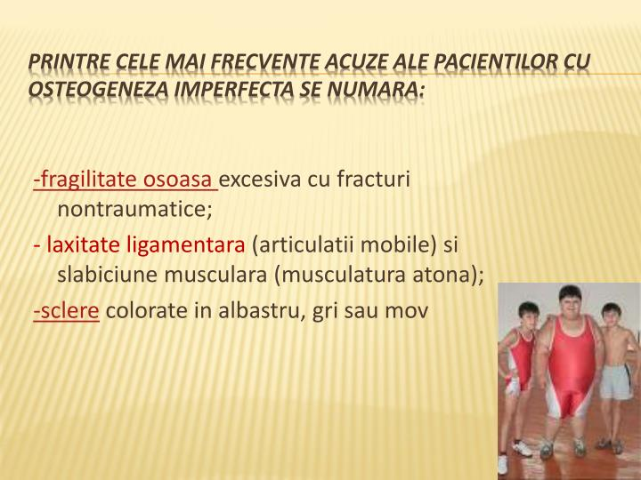 -fragilitate osoasa