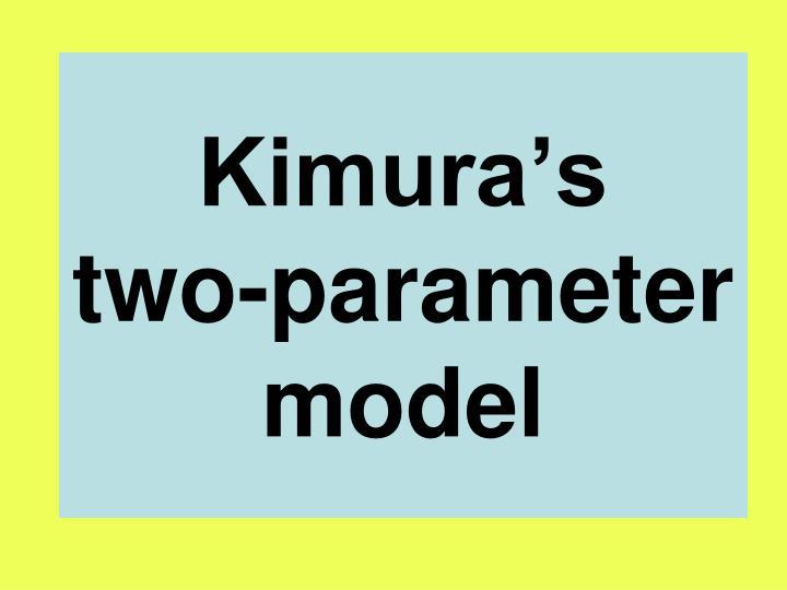 Kimura's