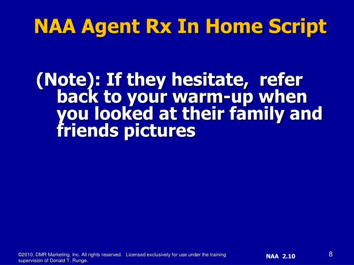 (Note): If they hesitate,  refer back to your warm-up when you looked at their family and friends pictures