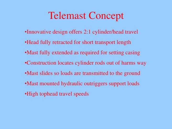 Telemast Concept