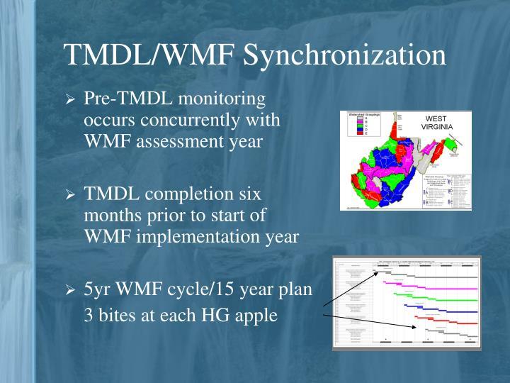 TMDL/WMF Synchronization
