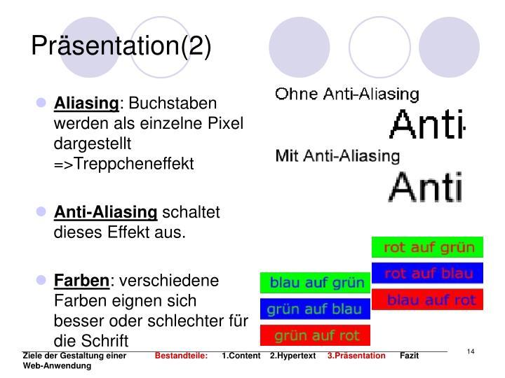 Präsentation(2)