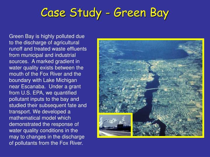 Case Study - Green Bay