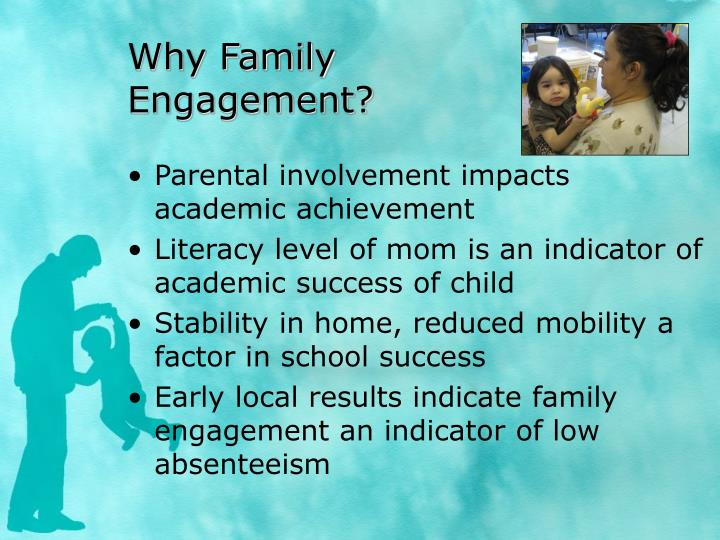 Why family engagement