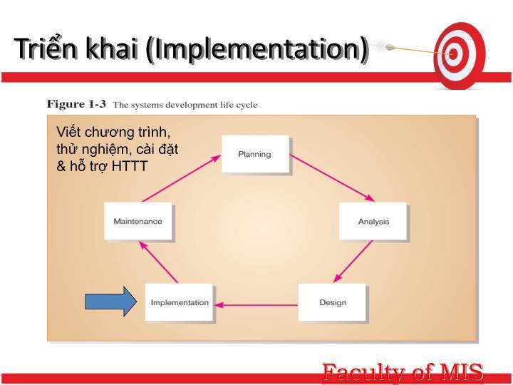 Triển khai (Implementation)