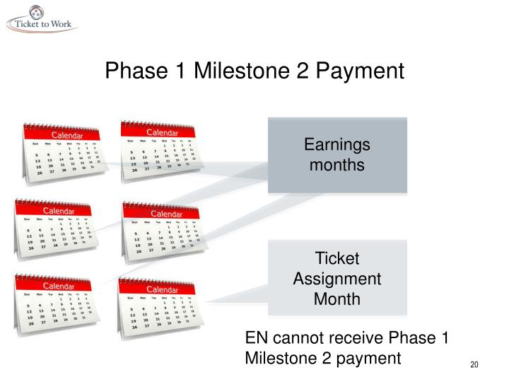 Phase 1 Milestone 2 Payment