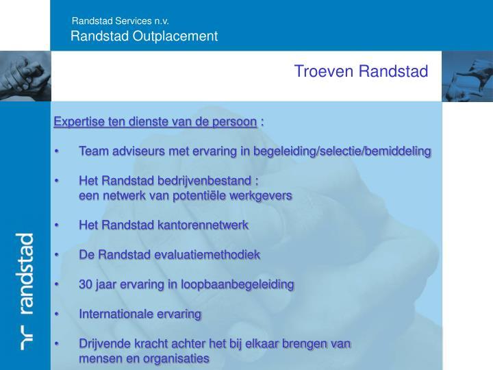 Randstad Services n.v.