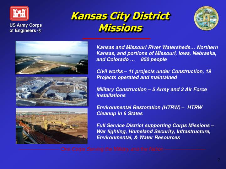 Kansas City District