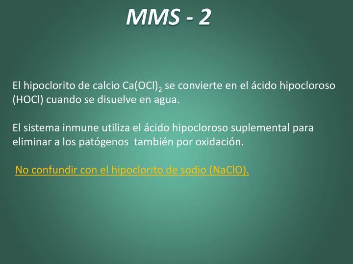 MMS - 2