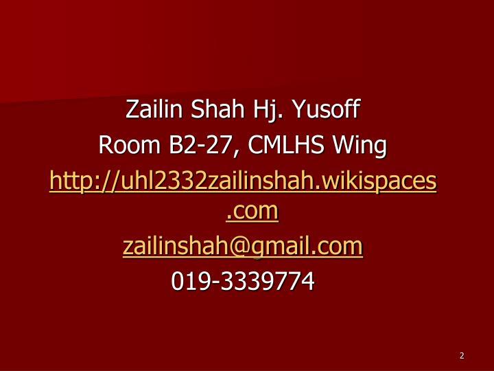 Zailin