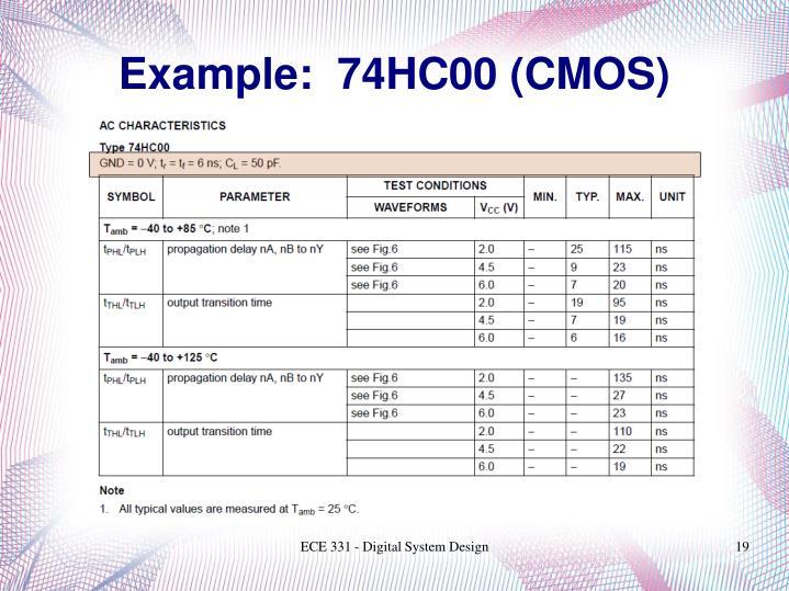 ECE 331 - Digital System Design